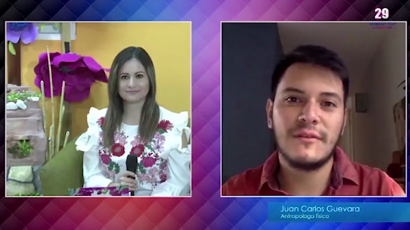 Entrevista Juan Carlos Guevara, Canal 29 XHMAP-TDT/señal abierta 29.1