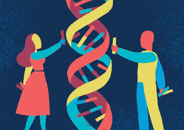 Tu historia genética un negocio para otros